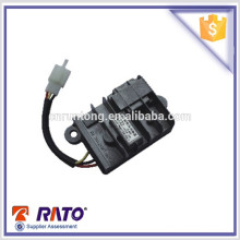 Factory sell motorcycle aluminum voltage converter