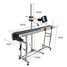Handheld Inkjet Printer  Operate by hand, Or working together with the machine stand with sensor and conveyor sale hot