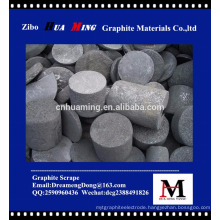 Different graphite particles for steel from china manufacturer