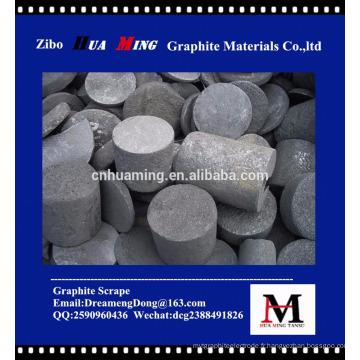 Différentes particules de graphite pour l'acier du fabricant de porcelaine
