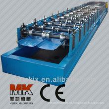 Standing Seam Roll Forming Machines para techos rectos y cónicos