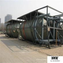 Dn500 à Dn25000mm Réservoir de fibre de verre
