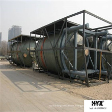 Dn500 to Dn25000mm Fiberglass Tank