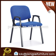 simple dirt-resistant training chair without armrest for student meetingroom