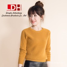 Women Sweater Cashmere Knitted Sweater Winter o-neck Warm Sweaters for Ladies Pullvoer Hot Sale Goat Cashmere clothes