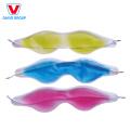 Skin care cold hot gel eye mask