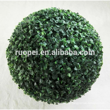 artificial grass plant / artificial boxwood topiary grass balls price