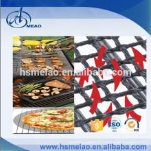 Tissu antidérapant Teflon sans barbecue pour barbecue