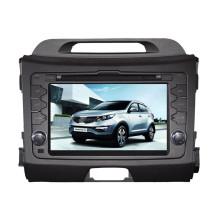 8-Zoll-Auto-DVD-Player für 2010 KIA Sportage 2011 (TS8529)