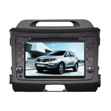 8 Inch Car DVD Player for 2010 KIA Sportage 2011 (TS8529)