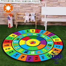 Custom Kid ABC Floor Learning Mat