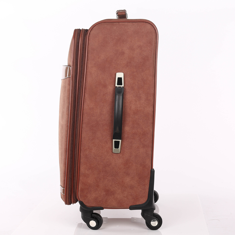 luggage with 360 degree