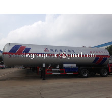 25.1T LPG Transport Tank Container Semi-Trailer
