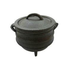 # 1/4 Mini pot en fonte