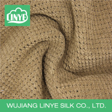 100% polyester home textile fabric for covering sofa