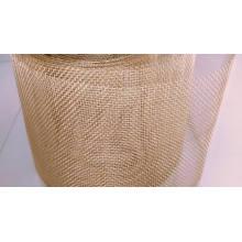 Malla de filtración de alambre de latón tejido 60 malla H65 60 para papel de impresión