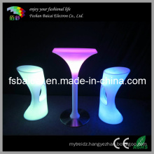 LED Mood Curved Table Bcr-877t with Remote Control