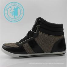 Calçados masculinos tornozelo calçados calçados esportivos sapatilha (snc-011322)