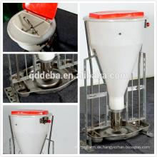 Bequeme Geflügel-Ausrüstungs-automatische Zufuhr für Schweine trocknen nassen Zufuhr