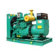 Silent Three Phase Diesel Close to Generator 75 kVA