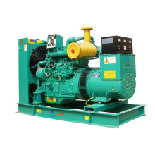 Silent Three Phase Diesel Close to Generator 75 kVA