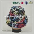 Fabricant de chapeaux à godets à impression sublimée pleine conception 2015