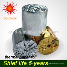 Thermische Papierrolle