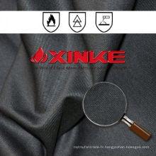 tissu anti-flamme en Oeko-Tex 100