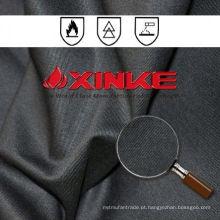 tecido anti-chama em Oeko-Tex 100