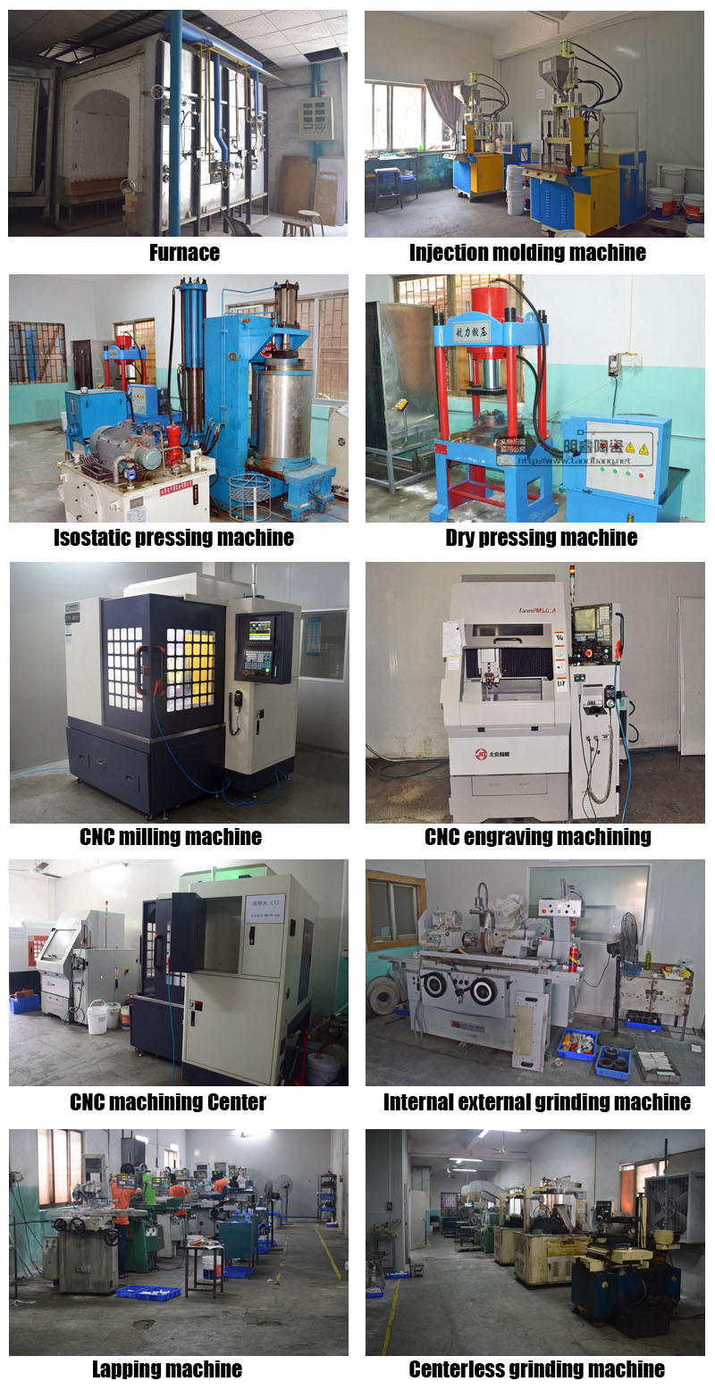 All industrial ceramics making machines