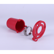 Plug Valve Lockout Device