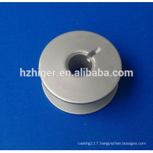 cnc aluminum sewing machine parts