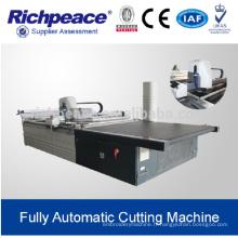 Machine de découpe en tissu entièrement automatisée Richpeace