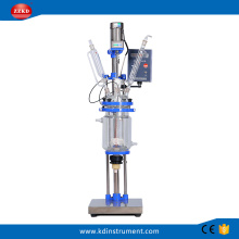 Factory Price Laboratory Jacketed Glass Reactor