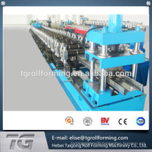 2015 hot sale Good quality construction machinery w section purline roll forming machine best supplier in China