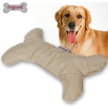 Doglemi gros Squeeker chien jouet mâcher en nylon durable chien osseux jouet dentaire chien jouet ensemble