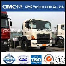 Camión tractor Hino 4X2 / Cabeza tractora 380 HP