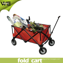 Department Store Cheap Folding Grocery Wheeled Shopping Cart