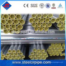 Produtos para vender em linha calendário chinês 40 tubo de aço galvanizado
