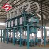 Wheat Flour Milling Machine With Price