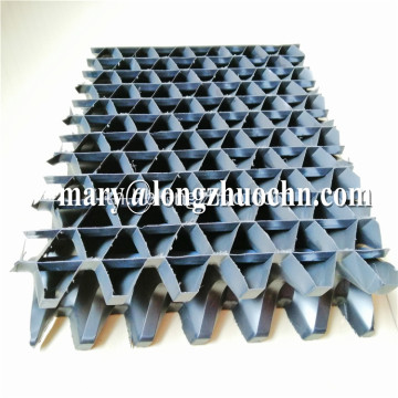 PVC Air Inlet Louver usd ใน Cooling Tower