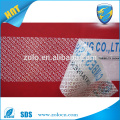 Наклейка с защитой от несанкционированного доступа на оптовом рынке на этикетках с защитой от несанкционированного доступа