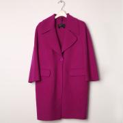 Winter New Style Women Wool Overcoat