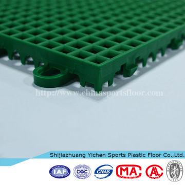 PP Floor Tile Garage Interlock For Floor Protection