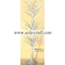 120CM Nice Plastic Crystal Tree For Table Decoration