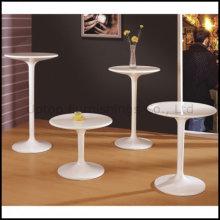 Снег Белый ABS круглый Тюльпан Сторона стол (СП-BT503)