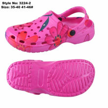 New Product Good Quality Cheap Women 2017 EVA Clogs for Your Outdoor