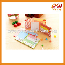 wholesale creative children stationery of cartoon printing sticky note