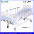 Hospital Furniture Manual Three Shake Adjustable Medical Beds