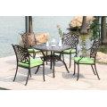 Modern Outdoor Patio Furniture Cast Aluminum Chair (SZ214; SD510)